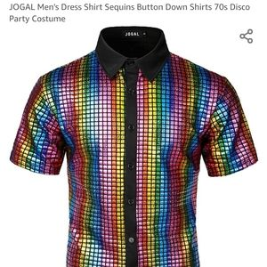 Men's costume shirt